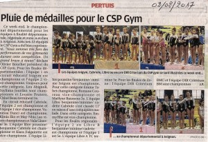 Compétition Avignon 28 29 Janvier